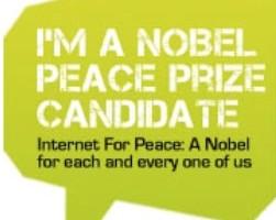 Nobel Prize - Internet for Peace
